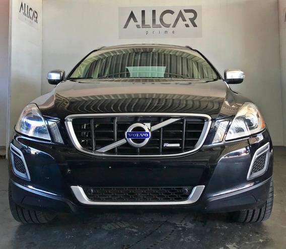 Volvo Xc60 2.0 T5 R-design C/ Teto Solar. Preto 2012/13