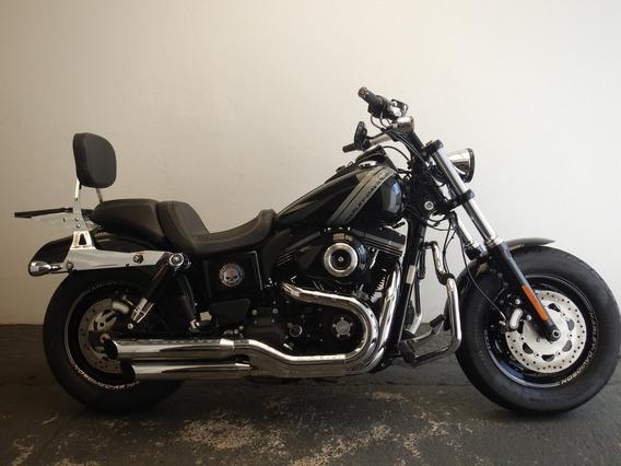 Harley Davidson Fat Bob - 19.000 Km - Equipada !!