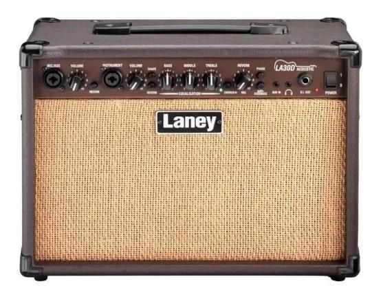 Amplificador De Violão Laney La30d - 30w Rms 110v