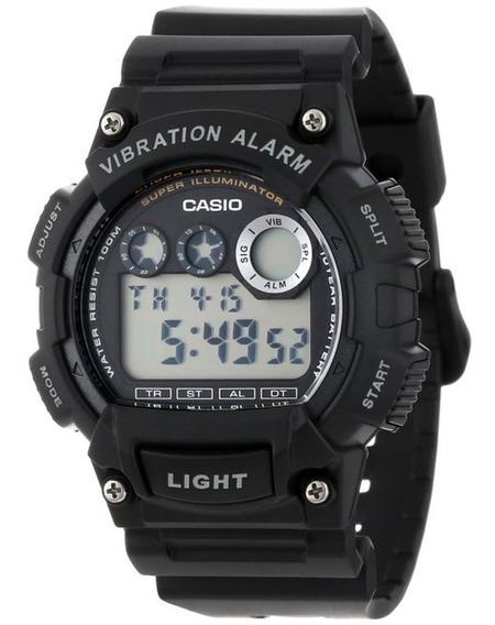 Casio Reloj Deportivo Digital Con Alarma De Vibración 100%
