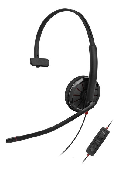 Plantronics C310 - Headset Blackwire - Usb