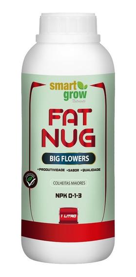 Fertilizante Fat Nug 1 Litro Flores Maiores - Big Bud