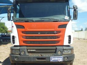 Scania G 440 6x4 Automática 2015 F. 81-26269050
