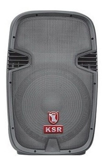 Bocina Bafle Plastificado Woofer 15 3000w Kaiser 8915 Pasivo