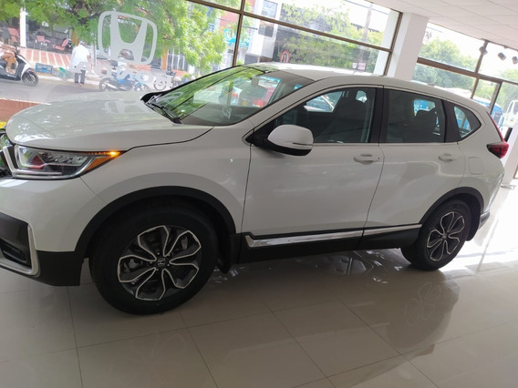 Honda Crv Prestige 2wd 2020 0km Blanca