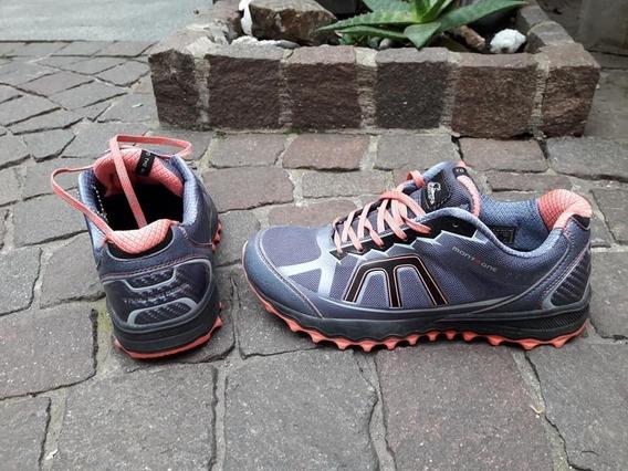 Montagne En Violeta 1 Solo Uso Nike Air Nuevas Naranja O Ver