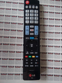 Controle Lg Akb73756504 Serve P/ Akb73756510 Original Lw4500