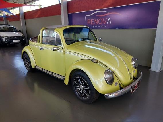 Volkswagen Fusca 1.3 Conversível 8v