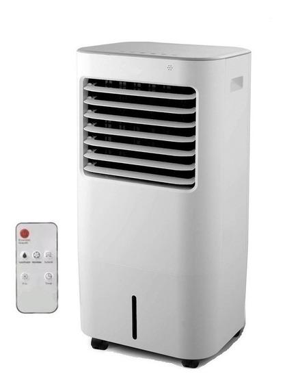Aire Climatizador Portatil Enfriador Ventilador Bajo Consumo