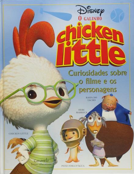 Livro: O Galinho Chicken Little. Curiosidades Sobre O Filme