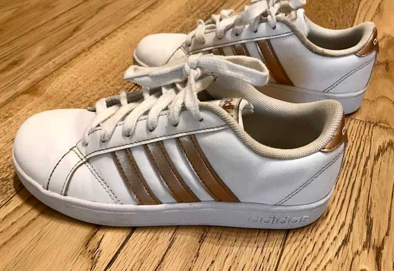 Zapatillas adidas Baseline K Talle 32