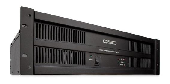 Isa450 Amplificador 120v Qsc