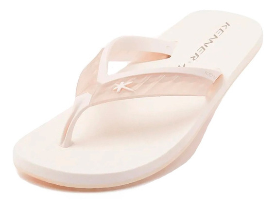 Chinelo Kenner Acqua Glass Thp Masculino - Branco