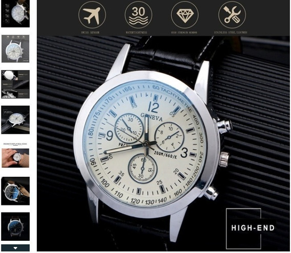 Men Watches Male Classical Quartz