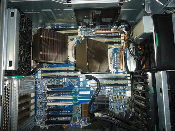 1 Dissipador Internos Z820 Workstation