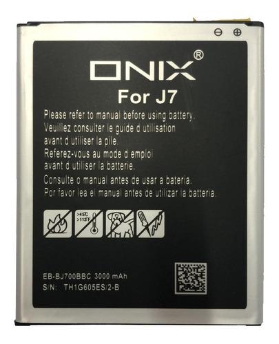 Imagen 1 de 3 de Bateria Compatible Samsung J7 | Caribe Sur Store ®
