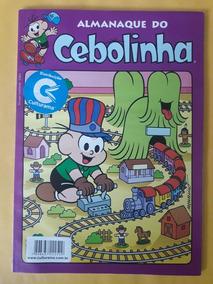 Gibi Almanaque Do Cebolinha N°64 - Julho De 2017