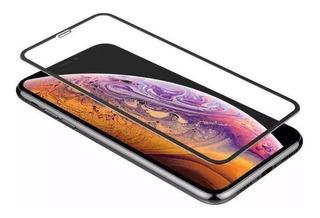 10x Película Vidro Curvada iPhone X Xs Xr Xs Max - Atacado