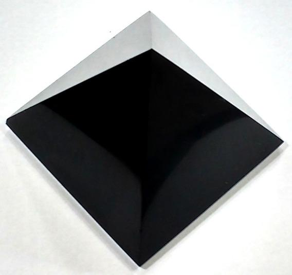 Pirâmide De Pedra Obsidiana Negra Ótima Qualidade 4,5cm 56g