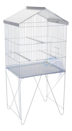 Viveiro Pássaros Canário Agapornis Periquito Australiano