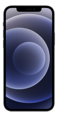 Celular Smartphone Apple iPhone 12 128gb Preto - 1 Chip