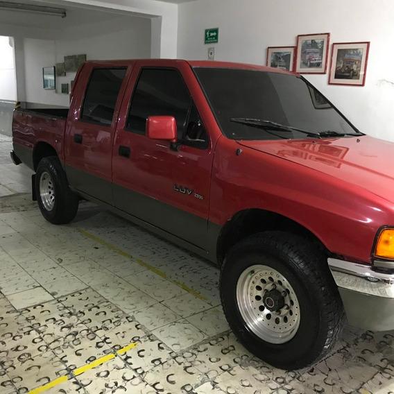 Chevrolet Luv Tfs 2300 1993 Rojo Excelente Estado