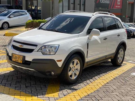 Chevrolet Captiva 2.400 Automática