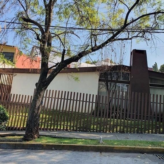 Casa Con Uso De Suelo En Venta De 400 M2 En Lomas De Tecamac