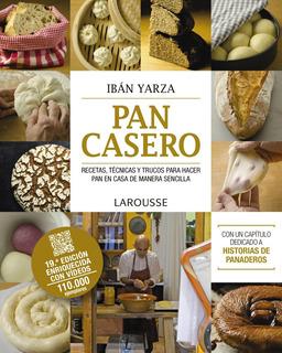 Pan Casero, Iban Yarza, Larousse #