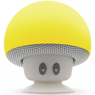 Mini Parlante Bluetooth Mushroom Honguito Portatil Altavoz