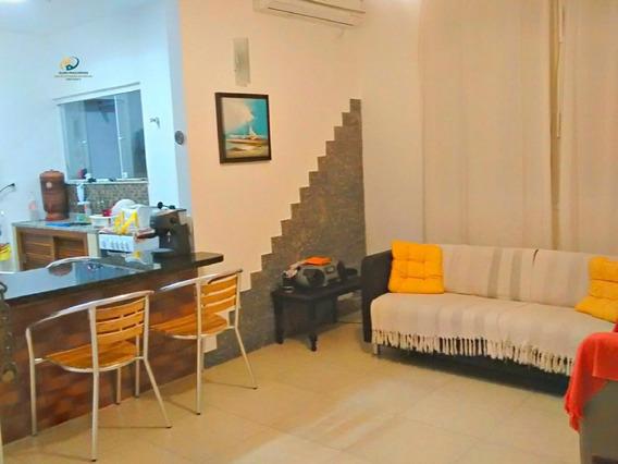 Apartamento A Venda No Bairro Astúrias Em Guarujá - Sp. - En498-1
