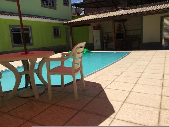 Casa Em Jardim Califórnia, São Gonçalo/rj De 93m² 3 Quartos À Venda Por R$ 430.000,00 - Ca214395