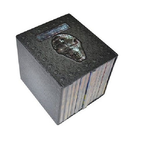 Cd Box Iron Maiden Box Set 12 Albuns 15 Cds Lacrado