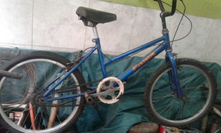 Vendo Bicicleta Rodado 16 De Niño En Muy Buen Estado