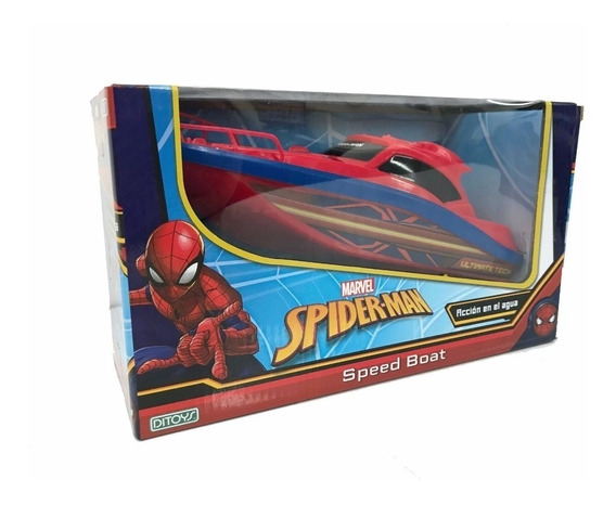 Spiderman Barco Speed Boat