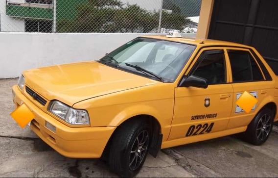Mazda 323 Taxi