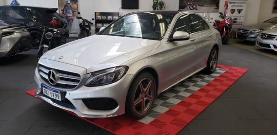 Mercedes-benz Clase C 1.8 C250 Kit Amg Hilton Motors