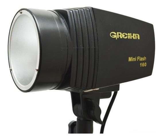 Flash Mini Fv 160 P/ Studio Fotográfico Greika