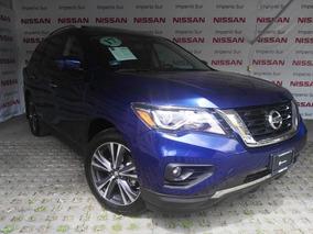 Nissan Pathfinder 3.5 Exclusive 4x4 Cvt