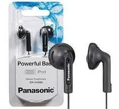 Audifonos Panasonic Rp Hv096 En 5 V