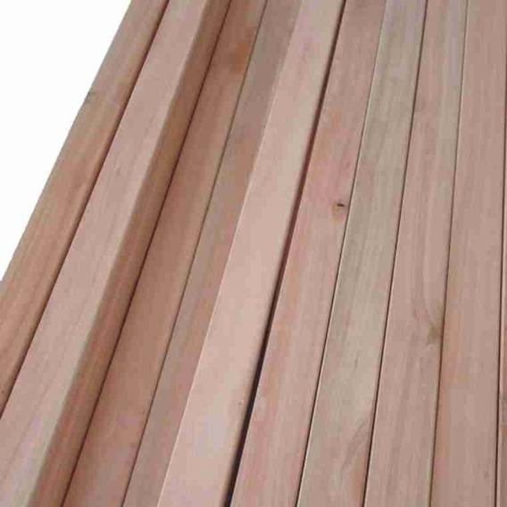 Deck De Madera Eucalipto Grandis Country Tabla 1x3x 1.22 Mts