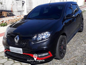 Renault Sandero 2.0 Rs Racing Spirit Flex 2019 Preto