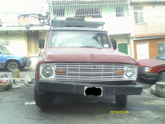 Chevrolet Apache Año 71, Chasis Largo