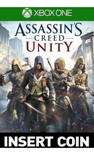 Imagen 1 de 6 de Assassin's Creed Unity || Xbox One || Original || Digital