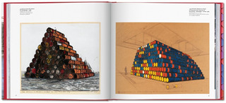 Christo And Jeanne Claude Barrels And The Mastaba - Taschen