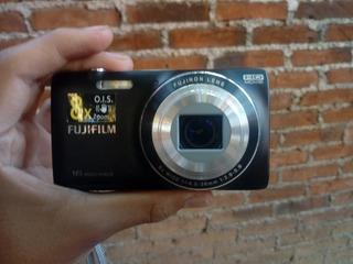 Cámara Compacta Fujifilm Jz250 16mp Hd + Memoria Sd 32gb