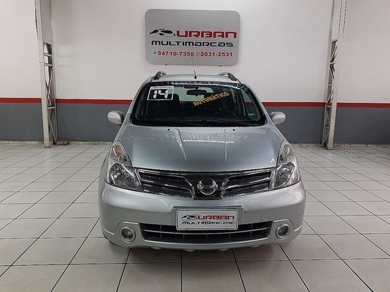 Nissan Grand Livina 1.8 Sl 16v 2014