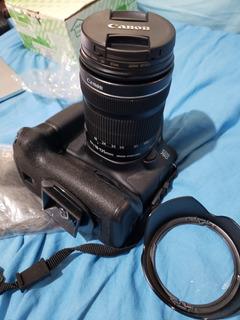 Canon Eos 70d + Acessórios Wifi - Foto E Video