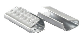 Grapa Metalica Para Zuncho Bolsa X 3kg 300 Und Aprox