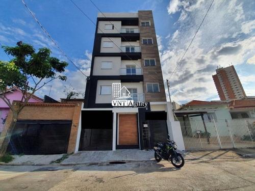 Apartamento Em Condomínio Padrão Para Venda No Bairro Vila Formosa, 2 Dorm, 1 Vagas, 43 M² ! - 6966